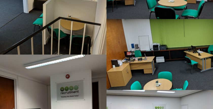 Recruitment agency rotherham office
